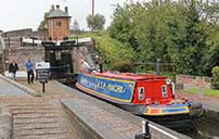 Bratch Locks - Staffordshire and Worcestershire Canal