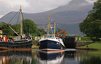 Corpach - Caledonian Canal