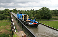 Edstone Aqueduct Stratford on Avon Canal
