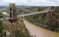 Clifton Suspension Bridge - Bristol
