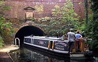 Brandwood Tunnel - Stratford On Avon Canal