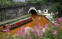 Harecastle Tunnel - Trent & Mersey Canal