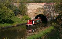 Tardebigge Tunnel - Worcester & Birmingham Canal